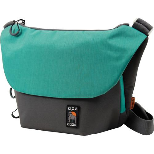 Ape Case Large Tech Messenger Case (Grey & Orange) AC580OR
