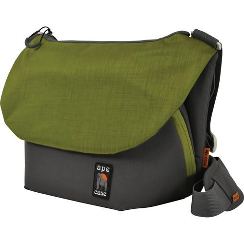 Ape Case Large Tech Messenger Case (Grey & Teal) AC580T