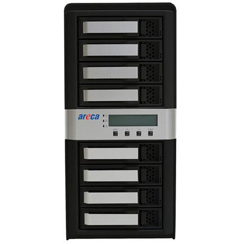 Areca ARC-8050T2 8-Bay Thunderbolt 2 RAID Enclosure ARC-8050T2