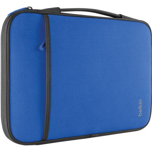 Belkin Laptop/Chromebook Sleeve (Blue, 11
