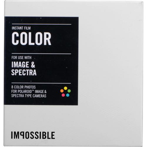 Impossible Color Instant Film for Polaroid Image/Spectra 2787