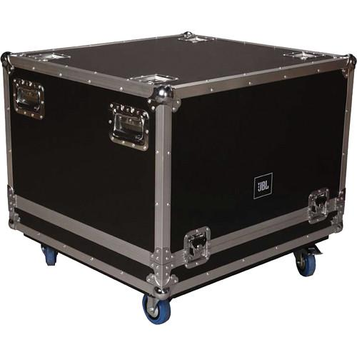 JBL VRX Flight Case for Two VRX932LAP JBL-FLIGHT-VRX932-LAP