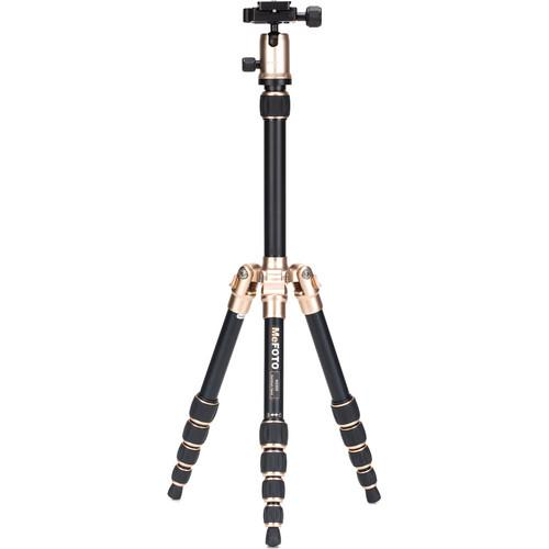 MeFOTO BackPacker Travel Tripod (Yellow) A0350Q0Y