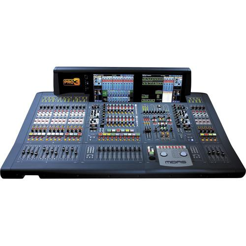 Midas PRO3 Live Audio Mixing System with 64 Input PRO3/CC/TP