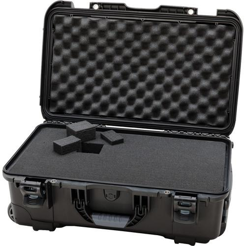 Nanuk Protective 935 Case with Foam (Graphite) 935-1007