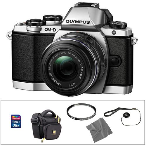 Olympus Olympus OM-D E-M10 Mirrorless Micro Four Thirds Digital