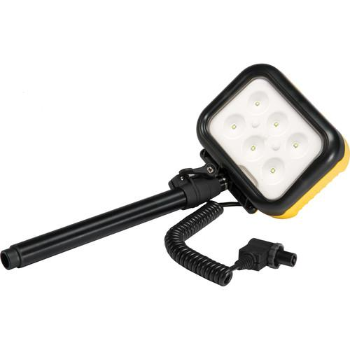 Pelican LED Lamp with Mast for 9430 Remote Area 094300-6203-110