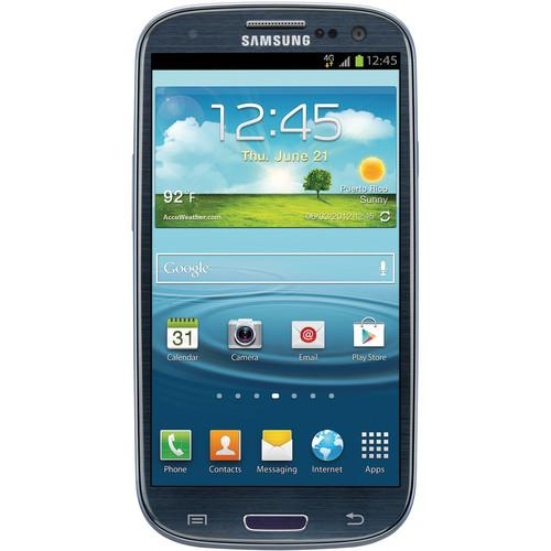 Samsung Galaxy S III 16GB AT&T Branded Smartphone I747-WHITE