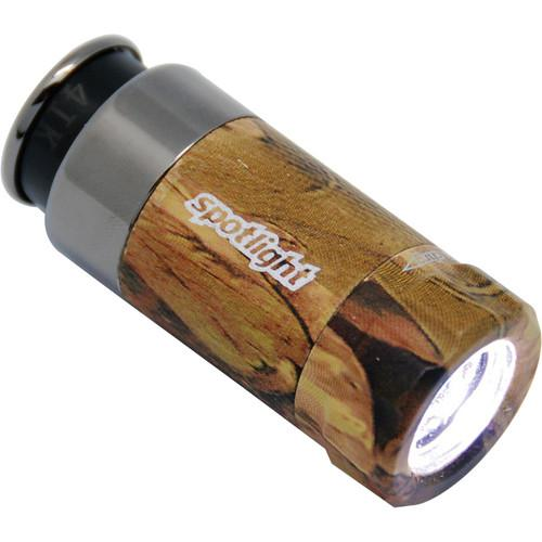 SpotLight Turbo Rechargeable LED Light (Camo) SPOT-8650