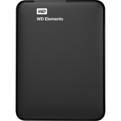 WD 2TB Elements Portable Hard Drive WDBU6Y0020BBK-NESN