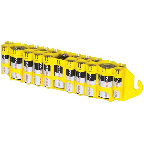 STORACELL Original Battery Caddy (Yellow) PBCORCY