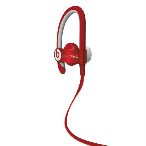 Beats by Dr. Dre Powerbeats2 Wired Earbuds (Red) MH782AM/A