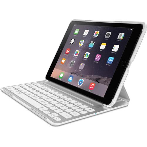 Belkin QODE Ultimate Pro Keyboard Case for iPad Air F5L176TTBLK
