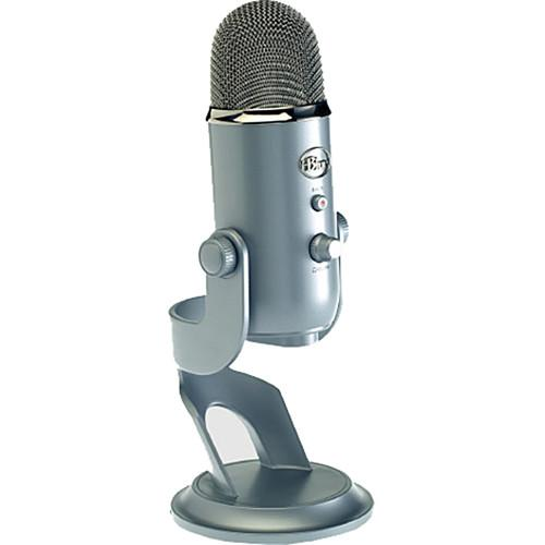Blue  Yeti USB Microphone (Blackout) 2070