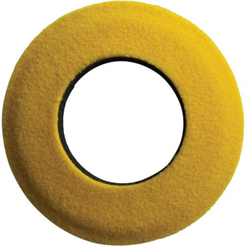 Bluestar Round Extra Large Fleece Eyecushion (Orange) 20137