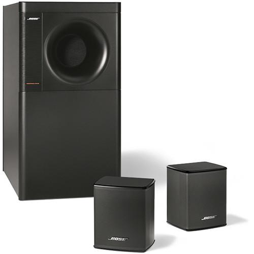 bose acoustimass 5 series manual enthusiast wiring diagrams u2022 rh rasalibre co Bose Acoustimass Speaker Setup Bose Acoustimass Speaker Setup