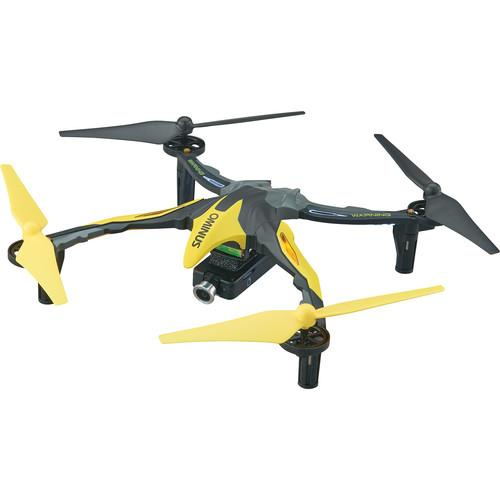 DROMIDA Ominus FPV Quadcopter with Integrated 720p DIDE02BB