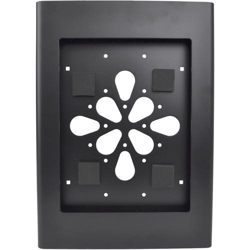 FSR No-Button Enclosure Surface Mount for iPad 2 WE-IPD2NB-BLK