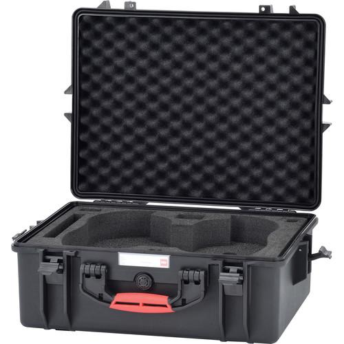 HPRC 2600WBEB Hard Case with Wheels for Parrot HPRC2600WBEB