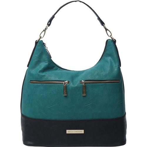 Kelly Moore Bag Brownlee Bag with Removable Basket KM-3099 GREEN