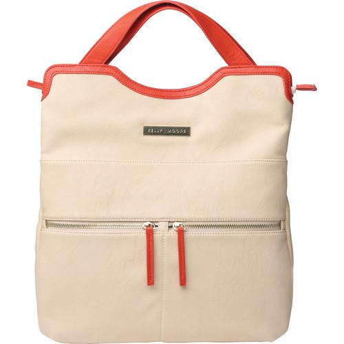 Kelly Moore Bag Steph Bag with Removable Basket KM-4000 CREAM