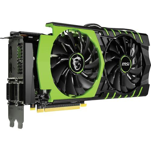 MSI GeForce GTX 970 Gaming 4G Graphics Card GTX 970 GAMING 4G