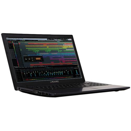 MusicXPC  M20 Music Production Laptop 24-51024