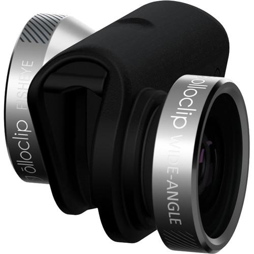 olloclip 4-in-1 Photo Lens for iPhone 6/6s/6 OCEU-IPH6-FW2M-SW