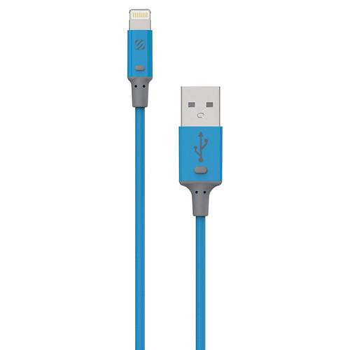 Scosche strikeLINE II Charge/Sync Cable for Lightning I2A