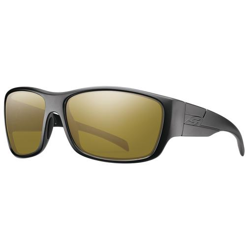 Smith Optics Frontman Elite Ballistic Sunglasses FNTRPBZMBK
