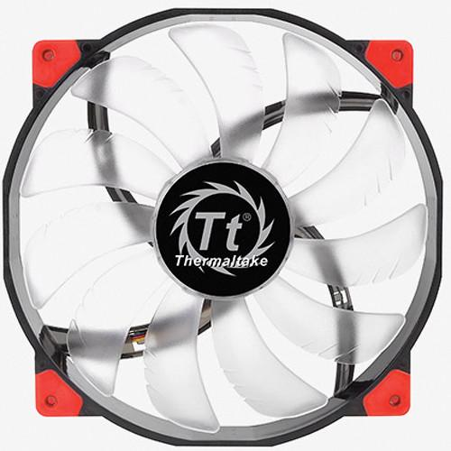 Thermaltake Luna 20 LED Cooling Fan (White) CL-F026-PL20WT-A