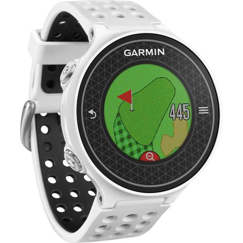 Garmin Approach S6 Swing Trainer and GPS Golf Watch 010-01195-01