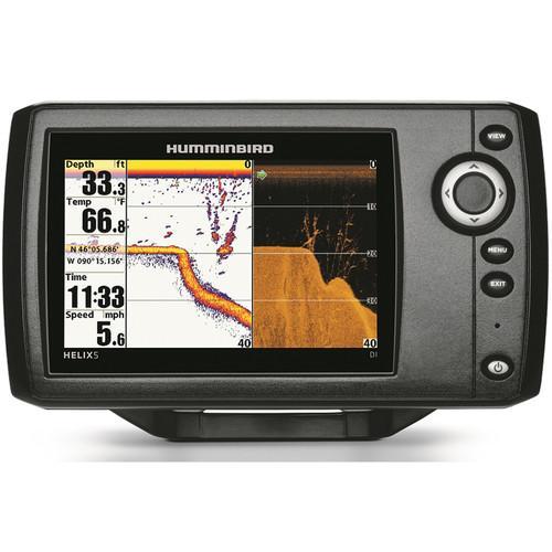 User manual Humminbird Helix 5 Sonar Fishfinder 409590-1 | PDF