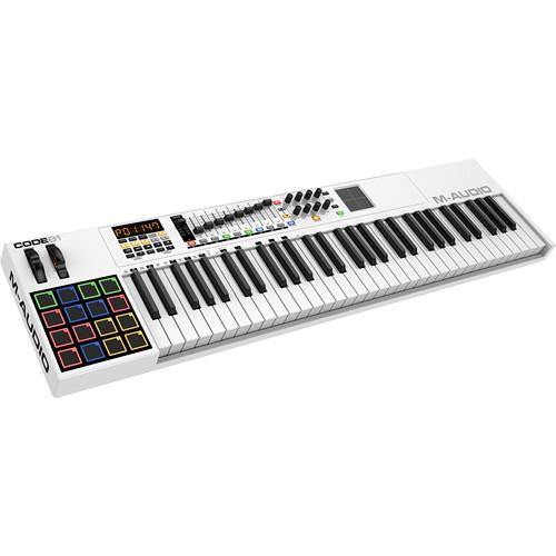 M-Audio Code 61 - 61-Key USB/MIDI Keyboard Controller CODE61