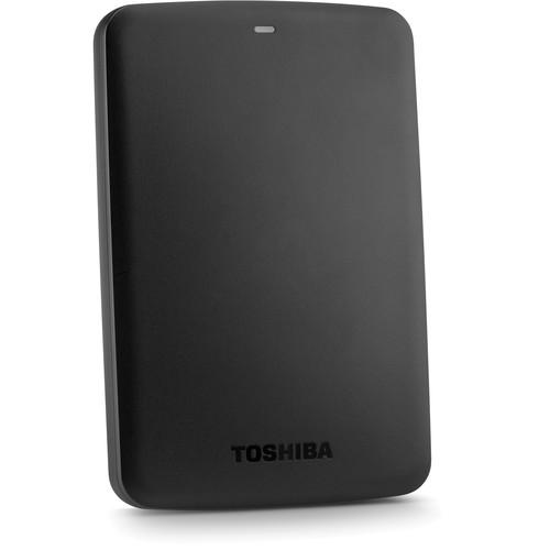Toshiba 1TB Canvio Basics USB 3.0 Portable Hard HDTB310XS3AA