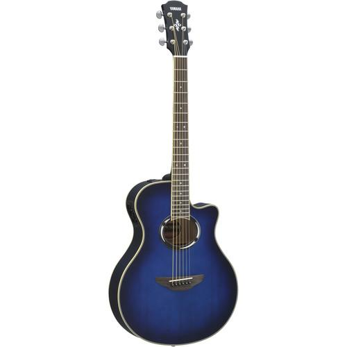 Yamaha APX500III Thinline Acoustic/Electric APX500III DSR