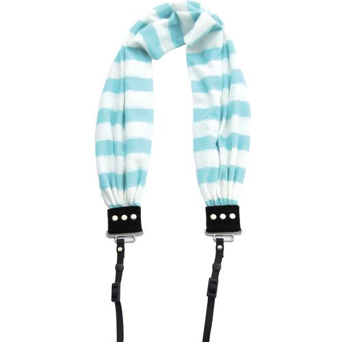 Capturing Couture Scarf Camera Strap (Sailor-Striped) SCARF-SAIL