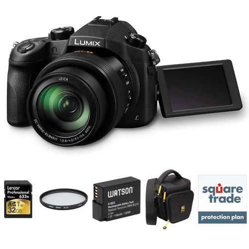 User manual Panasonic Lumix DMC-FZ1000 Digital Camera Basic