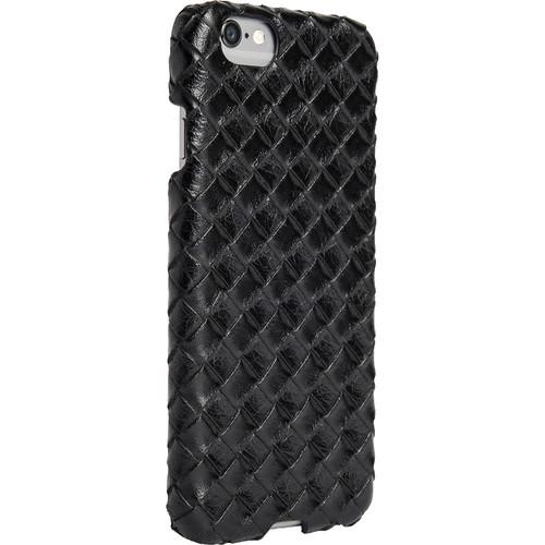 AGENT18 SlimShield Case for iPhone 6/6s (Black Weave), AGENT18, SlimShield, Case, iPhone, 6/6s, Black, Weave,