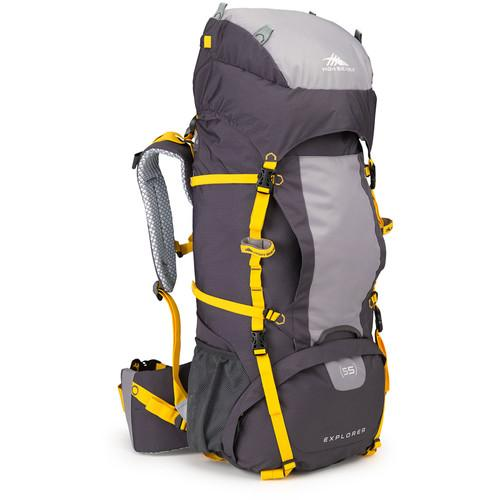 High Sierra Explorer 55 Internal Frame Pack 58442-4201