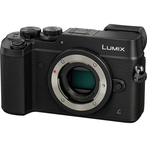 Panasonic DMC-GX8 Lumix Mirrorless Micro Four Thirds DMC-GX8/B