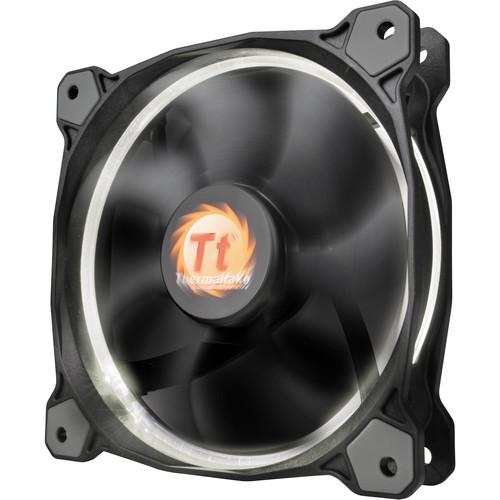 Thermaltake Riing 12 LED 120mm Radiator Fan CL-F038-PL12WT-A