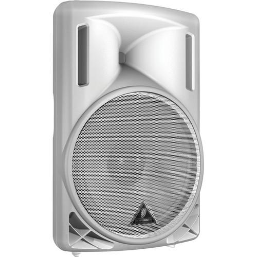 Behringer B215D 2-Way Active Loud Speaker (Black) B215D