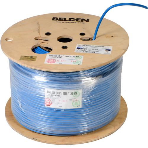 Belden 1694A RG6 Low Loss Serial Digital Coaxial Cable 1694A-500