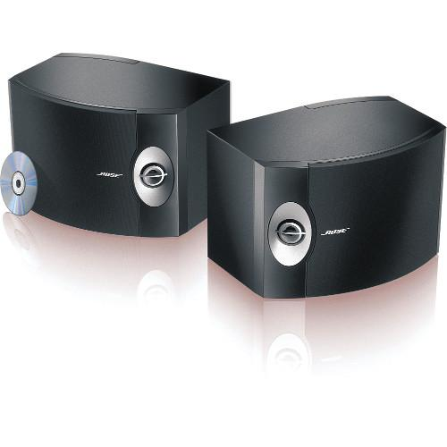 Bose 301 Series V Direct/Reflecting Speaker System (Black) 29309