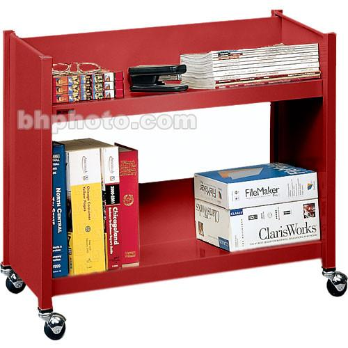 Bretford Mobile Utility Truck with 2 Slanted Shelves - R227