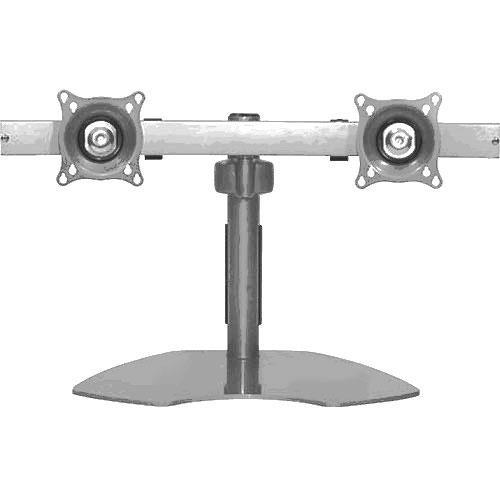Chief KTP225S Dual Widescreen Monitor Table Stand (Black)