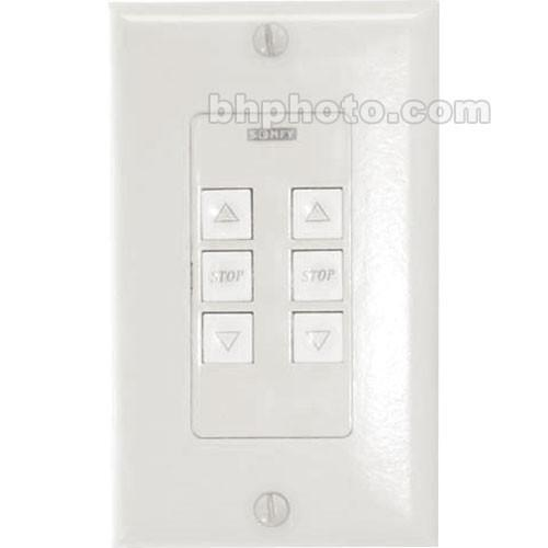 Draper Single Gang Wall Switch & White Cover Plate 121048