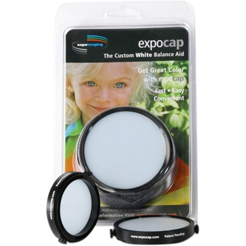 ExpoImaging 58mm ExpoCap Digital White Balance Filter EXPOK58