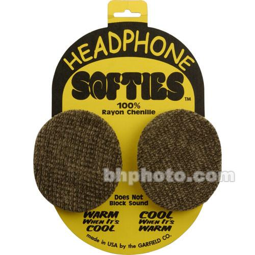 Garfield Headphone Softie Earpad Covers (Green, Pair) SGARHS4